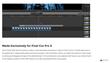 Pro3rd Web Volume 5 - Pixel Film Studios Plugin - FCPX