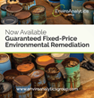 EnviroAnalytics Group Now Offering Guaranteed Fixed Price Environmental Remediation (GFPR)