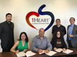 Joel and Susan Geffen Sign with 1Heart Caregiver Services