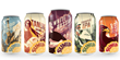 Five New Beer Can Designs Introduced By SunUp Brewing Co.