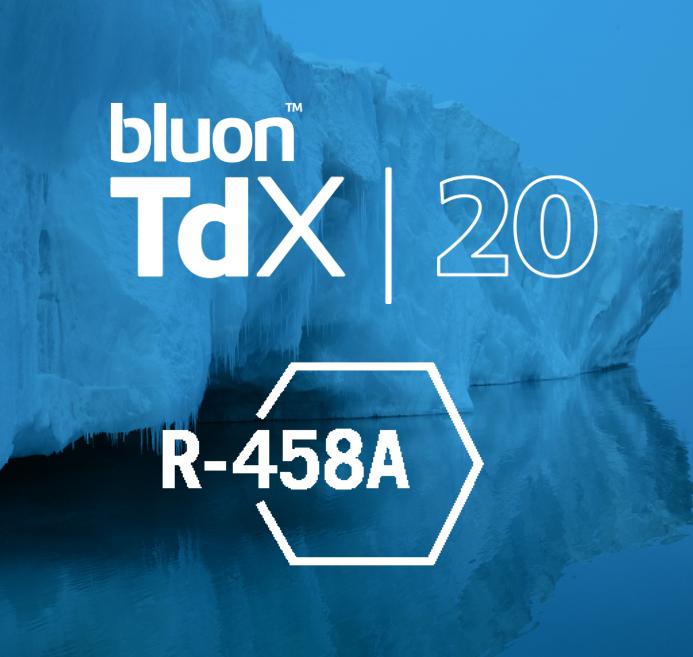 Ashrae Designates Bluon Energy Tdx 20 Refrigerant As R 458a