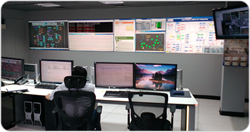 Control and Operations Centre in Moquegua, Southern Peru