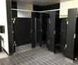 Durability and great looks drew Dory Tucker and LDA Partners to Scranton Products' partitions.