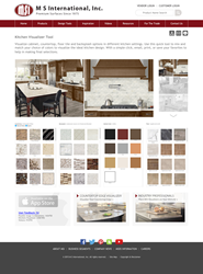 M S International Inc Announces Updates To Its Virtual Kitchen Designer Tool