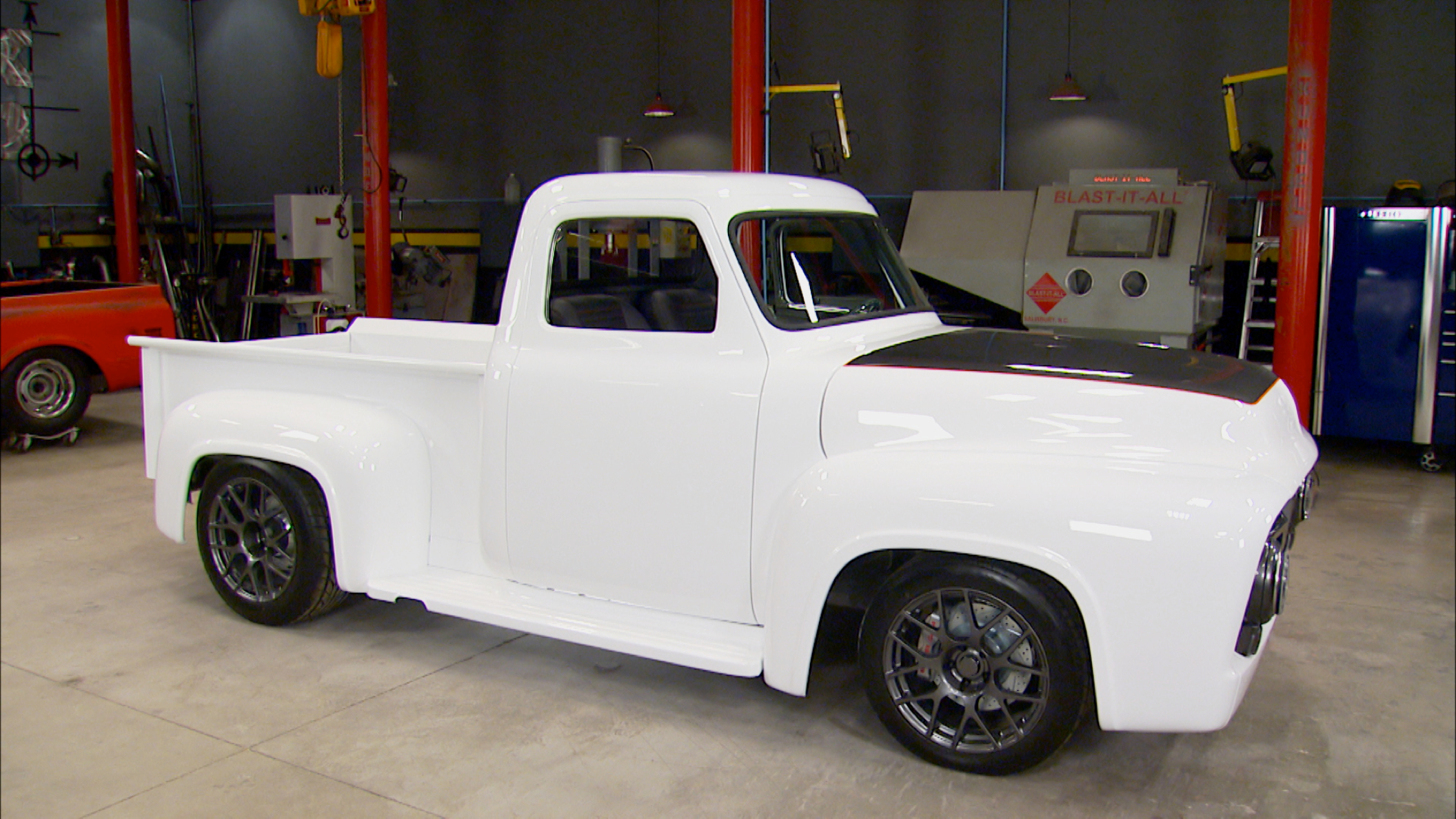 New At Summit Racing Equipment Truck Tech Basket Case 1955 Ford F 100 Parts Combos