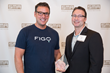 Rusty Sproat, founder and CEO of Figo Pet Insurance and Tony Villa, CEO of Insuresoft