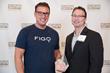 Rusty Sproat, founder and CEO of Figo Pet Insurance and Tony Villa, CEO of Insuresoft