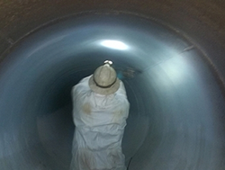 trenchless pipe repair system