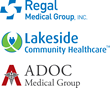 "Regal Medical Group, Lakeside Community Healthcare & ADOC Medical Group are ""Celebrating Your Health"""
