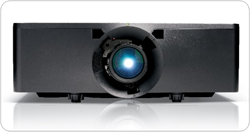 World's brightest 1DLP laser phosphor projectors