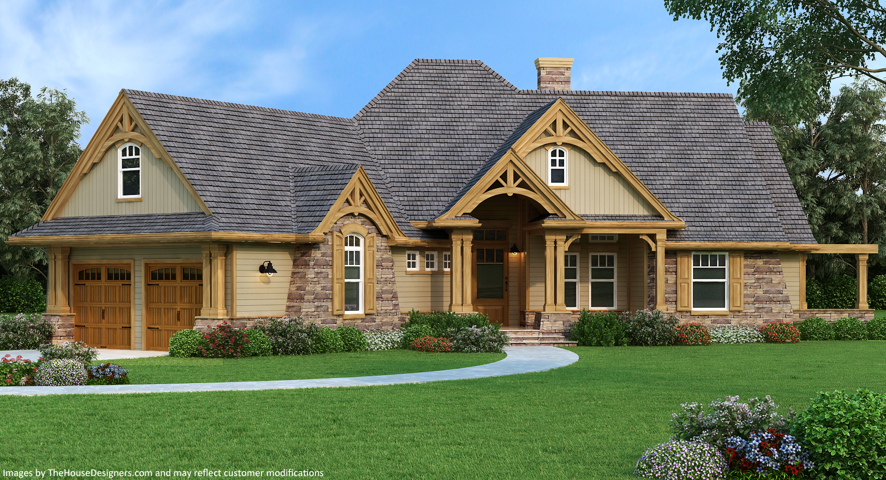 The house designers showcases popular house plan in affordable and luxury build options for The house designers house plans