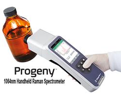 Rigaku Progeny handheld Raman analyzer