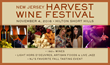 New York Wine Events to Present 11th Annual New Jersey Harvest Wine Festival at the Hilton Short Hills, Friday, November 4, 2016