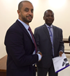 KP Chair shares Mid-Term report with President of the DRC Chamber of Mines, Mr. Simon Tuma-Waku