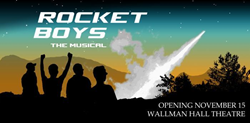 Rocket Boys the Musical