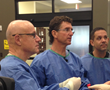 Dr. Joseph Tauro raises the standard for teaching Advanced Orthopedic Surgery