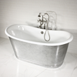 Penhaglion Inc. Shares Details on New Air Jetted French Bateau Cast Iron Bathtubs