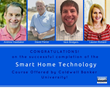 Coldwell Banker Seaside Realty Announces Four Agents Complete Coldwell Banker University's Smart Home Technology Education Course