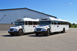 Compared to the diesel buses they replaced, each of Flint MTA's propane-fueled buses will reduce 800 pounds of nitrogen oxide and 35 pounds of particulate matter each year.
