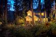 Cozy cottage at Tenaya Lodge