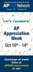 APP2P.com AP Appreciation Week