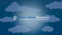 Grant-A-Starr Foundation Nears $1 Million in Donations to save children's lives through early diagnosis.