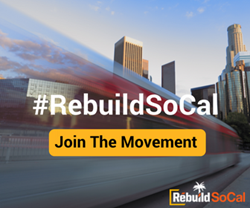 #RebuildSoCal Join The Movement....
