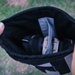 New Odor-Eliminating Shoe Bag Aercase Stepping Out for Funding on Kickstarter