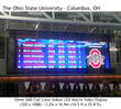 The Ohio State University's McCorkle Aquatic Pavilion Upgrades Video Display with Colorado Time Systems