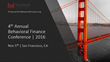 MTA Partners with BehavioralFinance.org to Produce Global Investment Conference