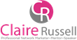 Claire Russell Business Logo