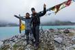 Pasang Kaji Sherpa & Elia Saikaly