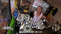 The DJ Hookup Presents: Only Love a Mixfilm by Sleeper.  Watch at thedjhookup.com/onlylove