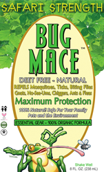 BugMace All Natural Mosquito Repellent
