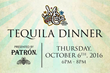 Tequila Dinner Presented by Patrón at Silverton Casino
