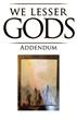 Elizabeth Clayton Releases 'We Lesser Gods Addendum'