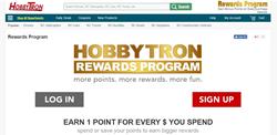 HobbyTron Loyalty Program