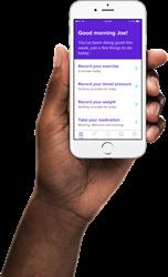 Cardiac Rehab Smartphone App