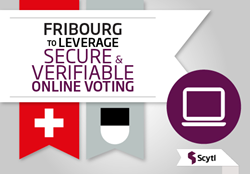 Scytl and Swiss Post Online Voting Friburg