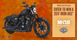 Military AutoSource launches annual Harley-Davidson giveaway for service members in the Middle East