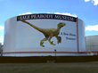 Merritt Graphics Installs New Iconic Mural for Yale Peabody Museum of Natural History