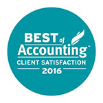 Hunter Group has won Inavera's 2016 Best of Accounting(tm) Award for Client Satisfaction