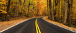 California's Fall Foliage Scenery Encourages Road Trips, Notes Van Rental Center