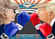 Political Punch 'Em Allows Voters to Virtually Knockout Trump Or Clinton