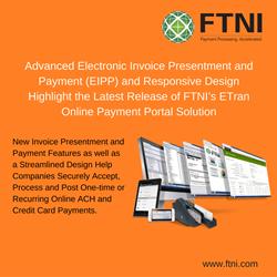 Online Payment Processing Portal | FTNI
