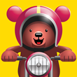 MobilityWare Feeds Your Inner Adrenaline Junkie with 'Excite Bear-Animal Bikers'