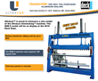 UltraLox™ to Launch New Interlocking Machine at the Deck Expo