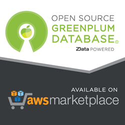 Open Source Greenplum Database® on the AWS Marketplace