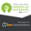 Open Source Greenplum Database® is now available on the AWS Marketplace