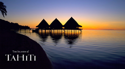 Noble Studios selected to redesign Tahiti Tourisme's website.